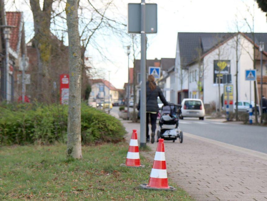 B-Plan Johanneshof Zufahrt
