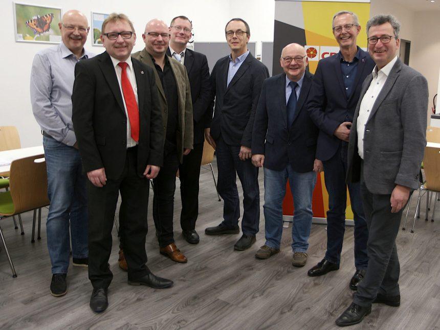 Vorstand CDU Leopoldshöhe