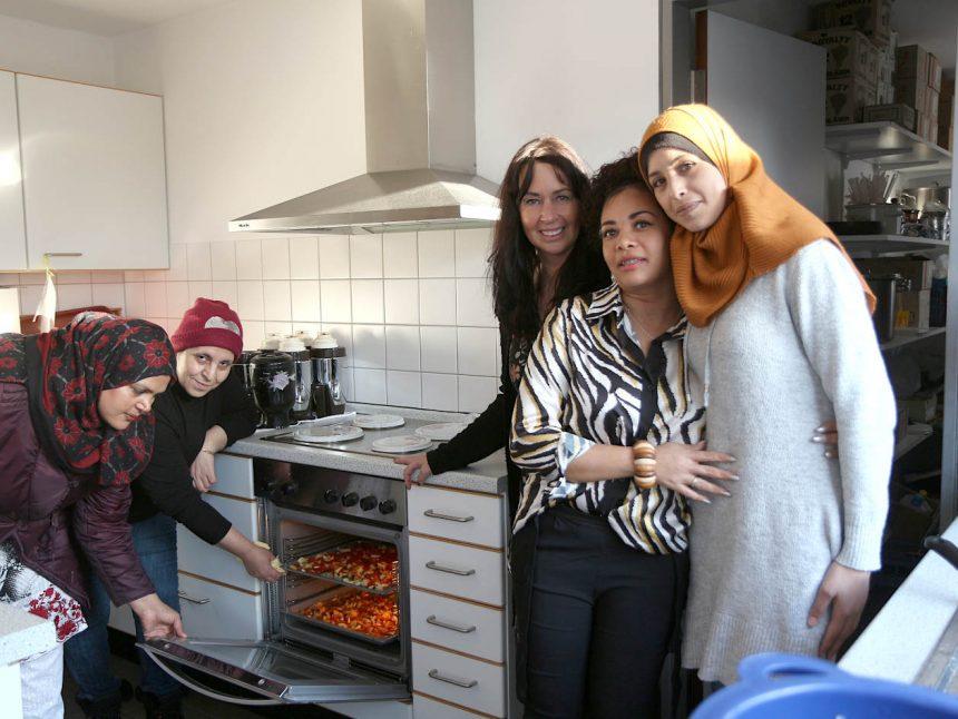 Kochen beim katholischen Frauentreff