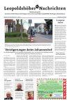 Leopoldshöher Nachrichten 18.01.2020