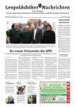 Leopoldshöher Nachrichten 25.01.2020