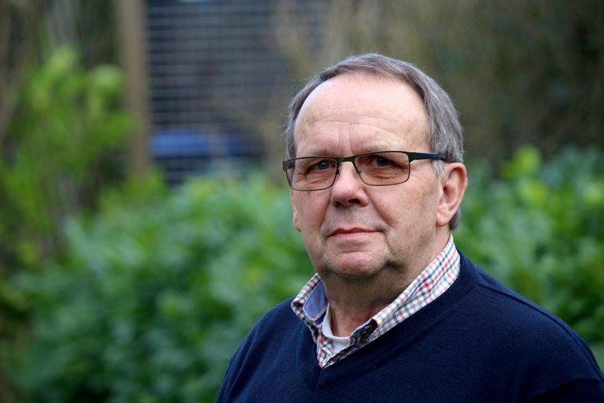Seniorenbeauftragter Wolfgang Glauer