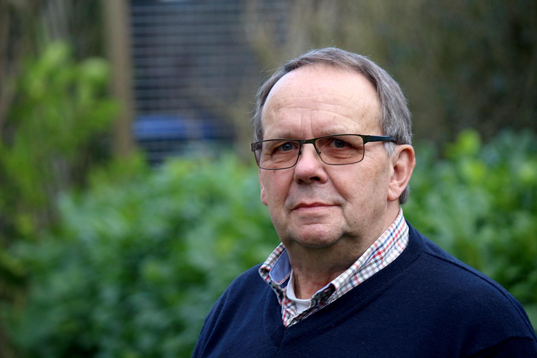 Wolfgang Glauer hält den Umgang der Verwaltung und der Mehrheit des Gemeinderates mit Fragen zur Impfvergabe für Ältere für kritikwürdig. Foto: Thomas Dohna
