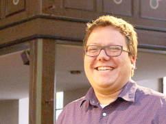 Pfarrer Hendrik Meier