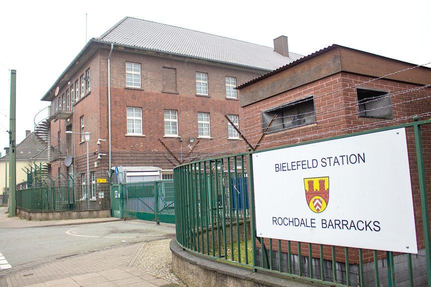 Rochdale-Kaserne, Bielefeld