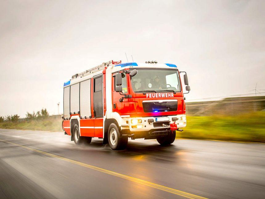 Feuerwehr Symbolfoto