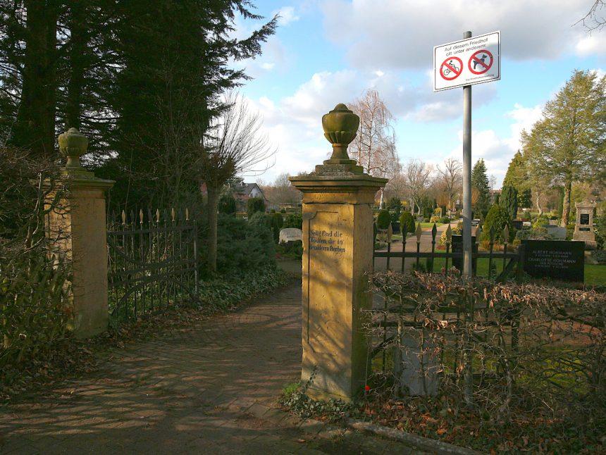Friedhof Leopoldshöhe