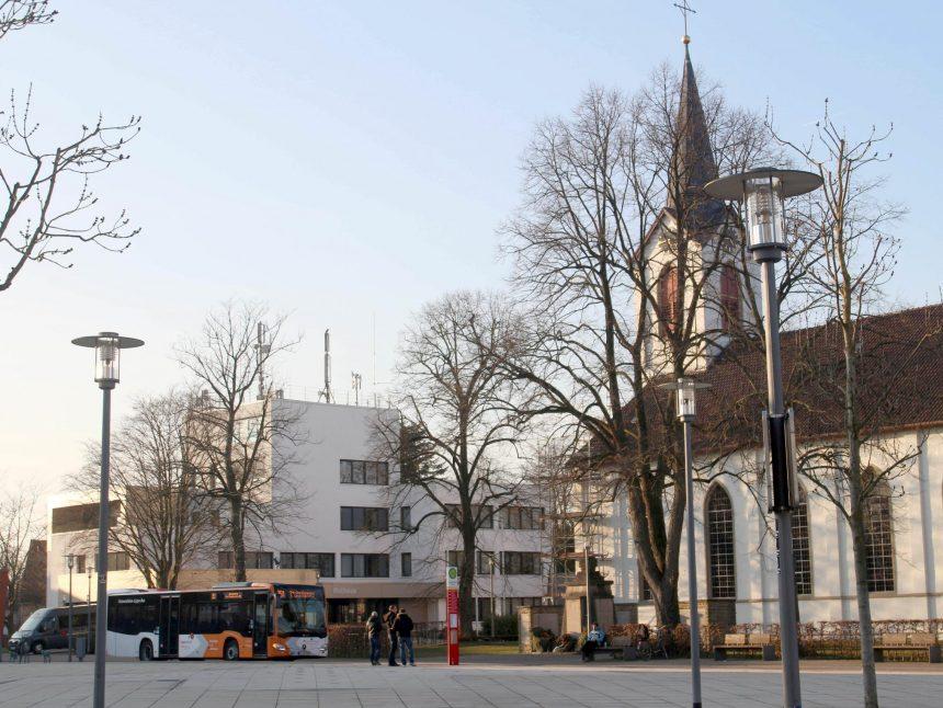 Marktplatz Leopoldshöhe