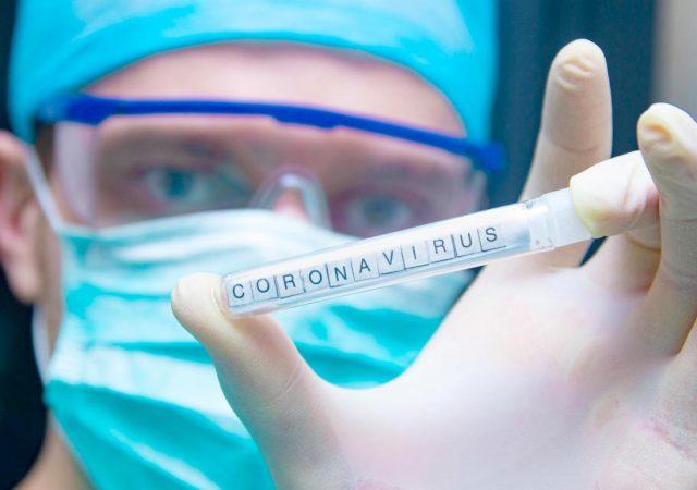 Corona Virus Lippe
