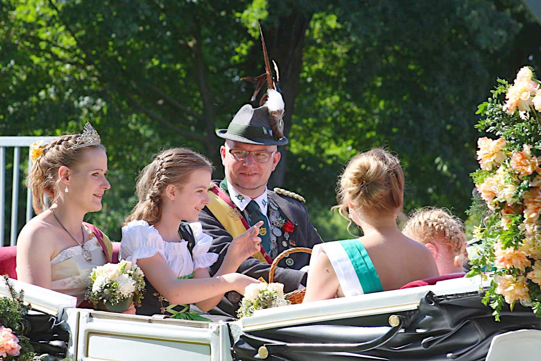 Schützenfest Nienhagen