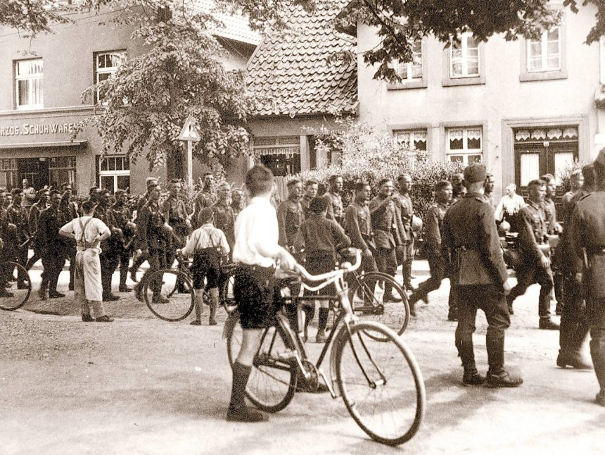 Kriegsende Leopoldshöhe