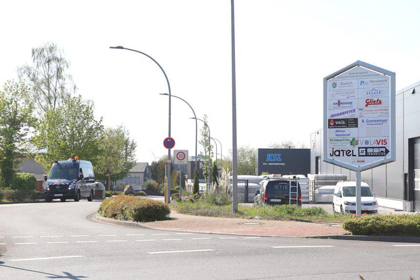 Gewerbegebiet Schuckenteichweg