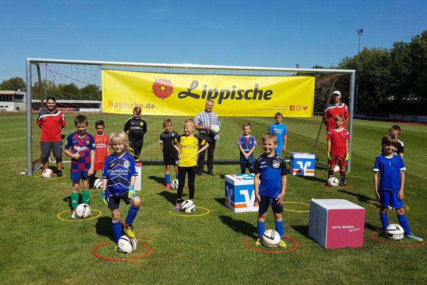 CAMPfoto 11. Bad Salzufler FußballCAMP