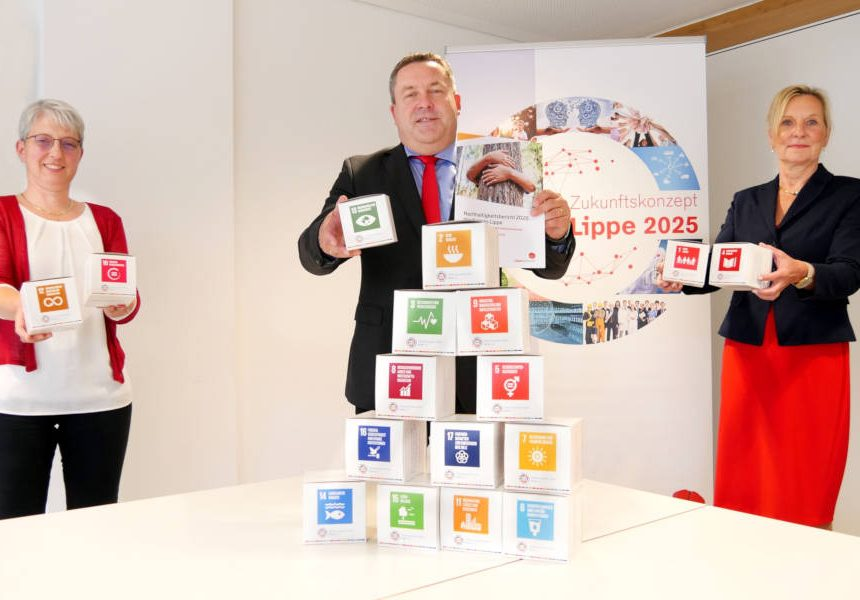 Nachhaltigkeitsbericht Vorstellung 2020
