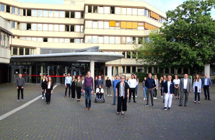 2020-09-01 Ausbildungsstart Kreis Lippe
