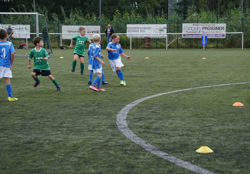 Projekt: F2-J1. Spieltag Fair Play Liga