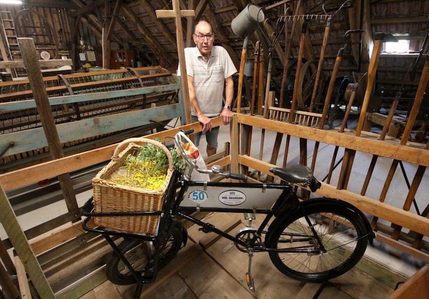 Heimatmuseum Fahrrad Bäckerei Gieselmann