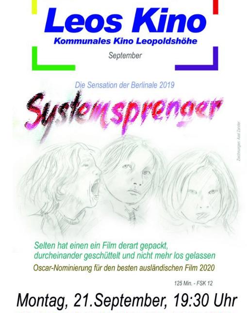 Systemsprenger Leos kino
