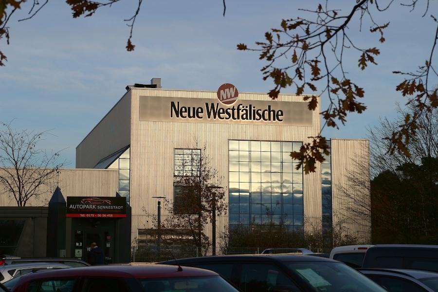 Druckhaus Neue Westfälische