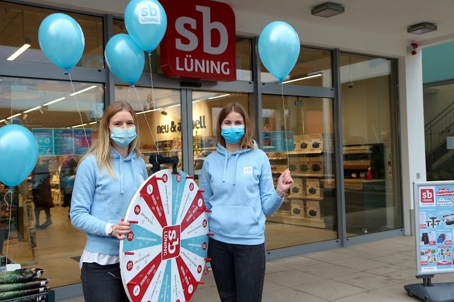 Sb Lüning Kaufhaus Eröffnung
