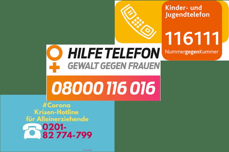 Hilfetelefone