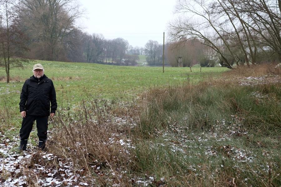 Dirk Rosenlicht im Windwehetal