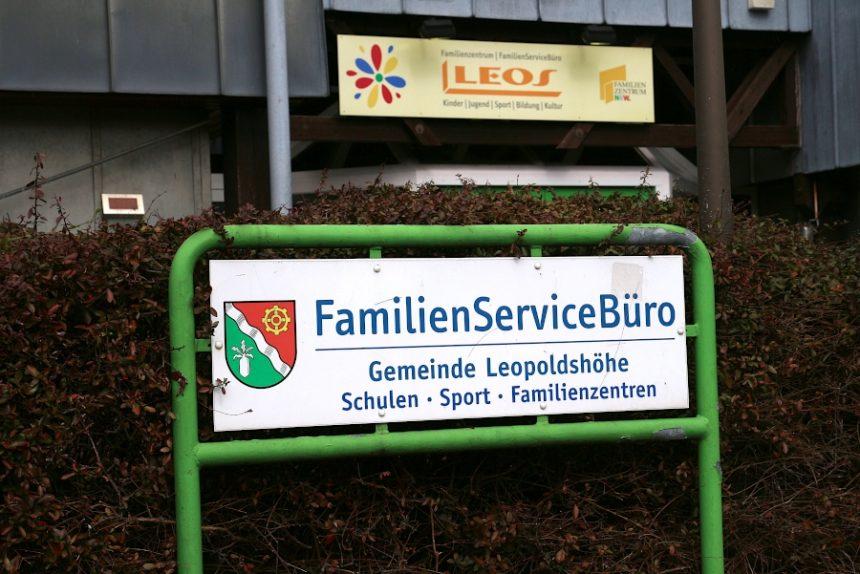 Familienservicebüro Leos