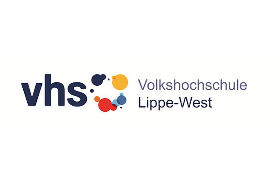 Logo Volkshochschule Lippe West