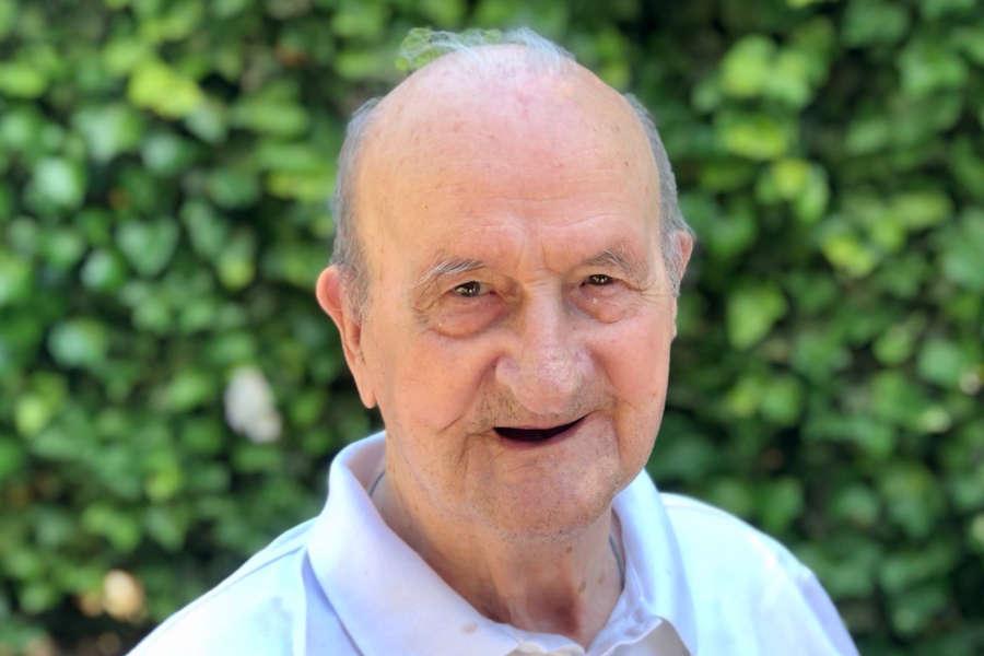 Superintendent i.R. Gerhard Schmidt wird 90 Jahre.