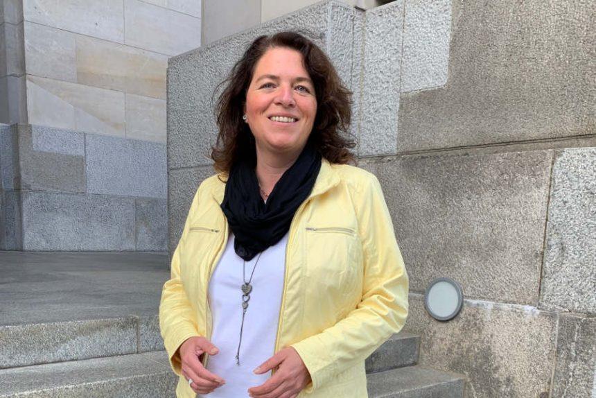Kerstin Vieregge, Mitglied des Deutschen Bundestages. Foto: Privat