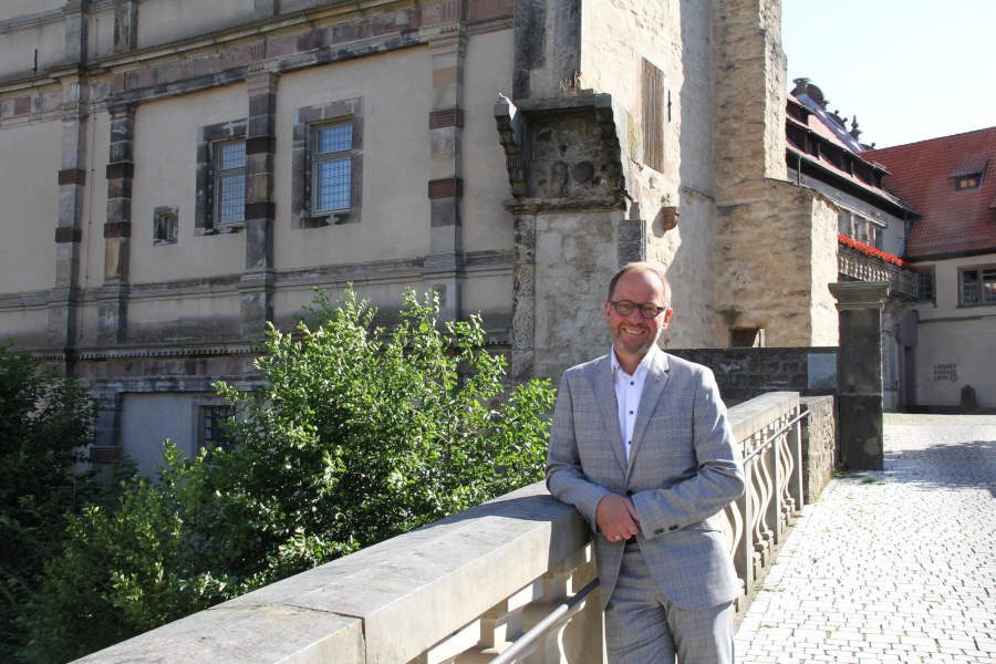 Freut sich auf seine Mitarbeit im Vorstand des NRW-Gemeindewaldbesitzerverbands: Verbandsvorsteher Jörg Düning-Gast. (Foto: LVL)