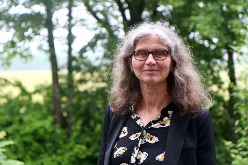 Karin Glöckner wird die neue Kämmerin der Gemeinde Leopodshöhe. Zur Zeit ist sie Leiterin der Stadtkämmerei Leipzig. Foto: Thomas Dohna