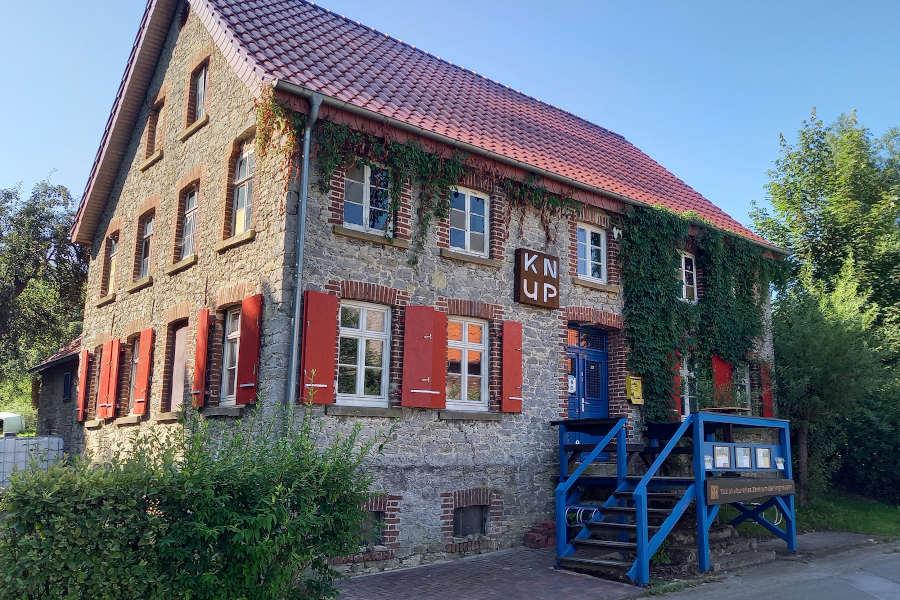 Das Jugendzentrum Oerlinghausen wird zum Soziokulturellen Zentrum für alle. Foto: Knup