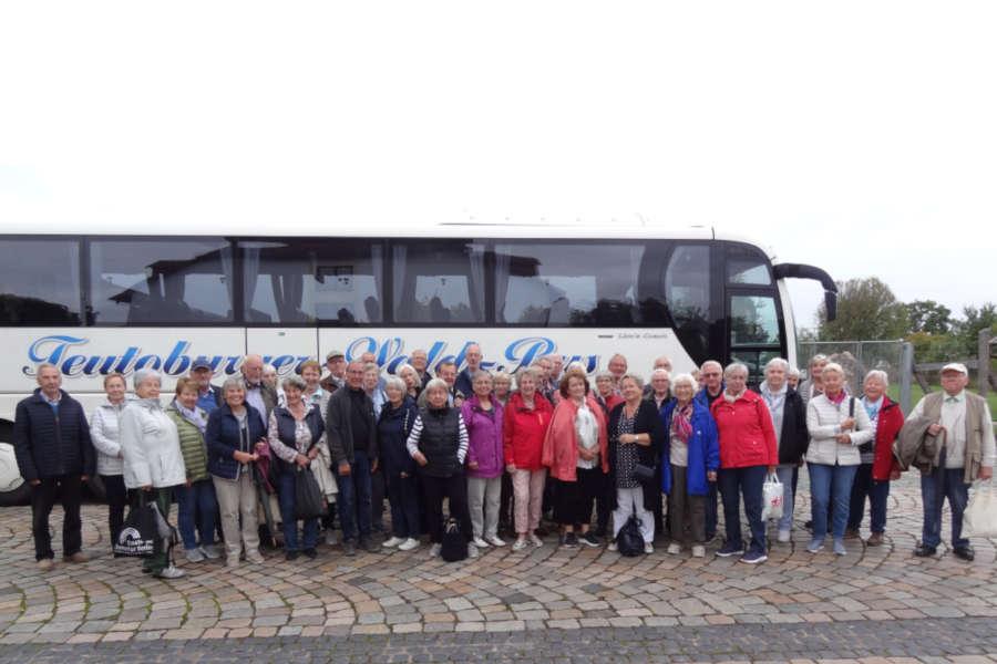 Busreisegesellschaft Netzwerk