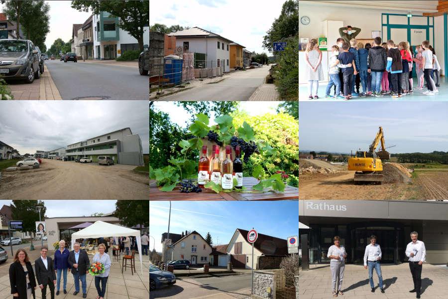 Collage Newsletter KW 37