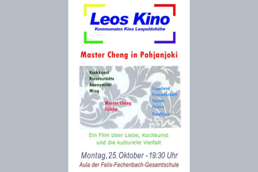 Ankündigung Leos Kino