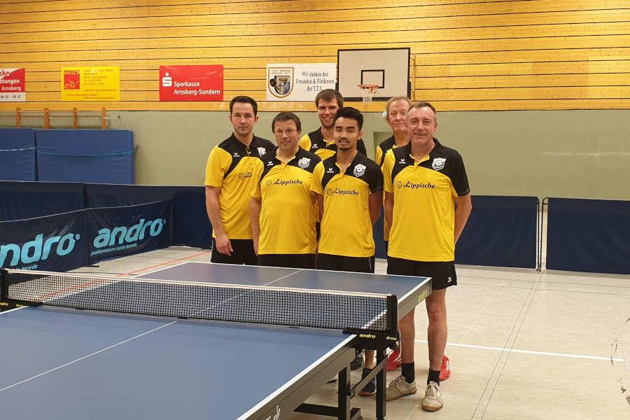 Das Team des TuS Bexterhagen. Foto: Privat